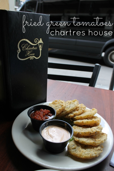 fried green tomato's chartres house