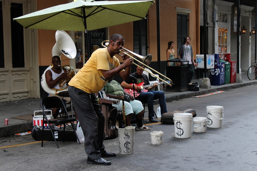 new orleans musician