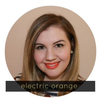 electric orange vivids lipstick