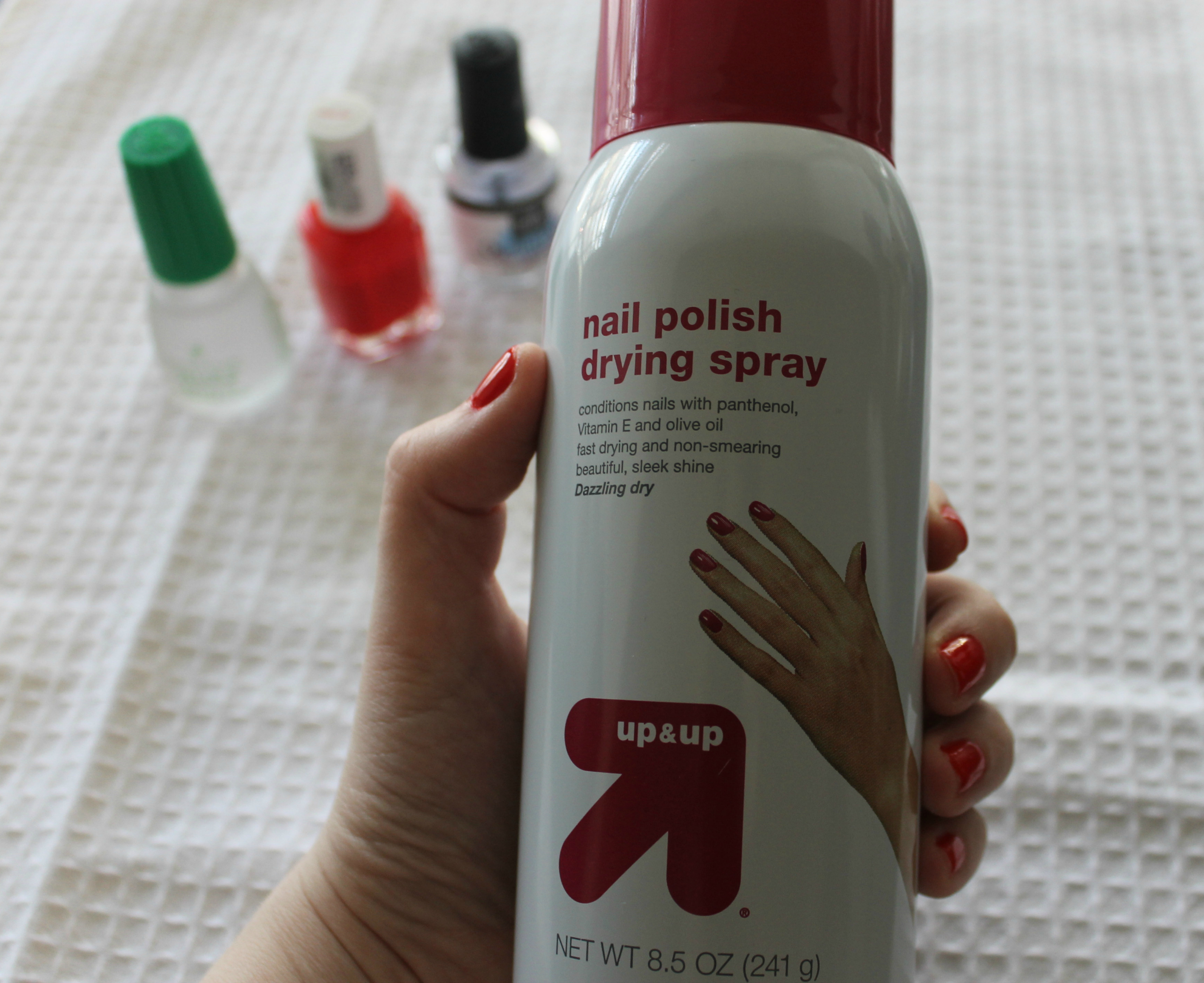 Quick-dry polish uses the same technology and ingredients that are used in regular polish, the only difference is the ratio of ingredients. Quick-dry polishes use higher levels of solvents (remember that solvents evaporate quickly) - more solvent means that the .