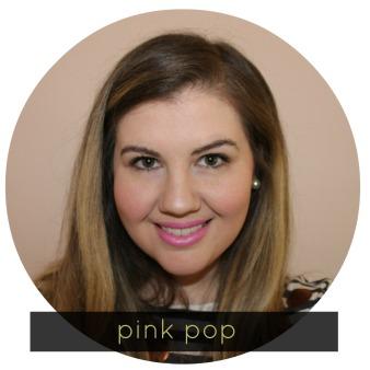 pink pop vivid lipstick