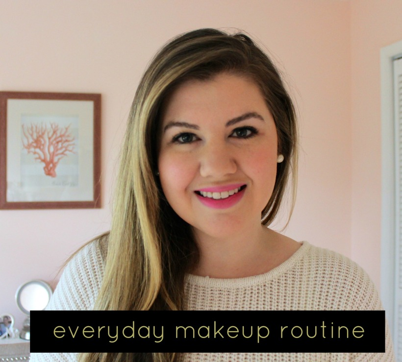 everyday makeup routine | as GOLD as it gets
