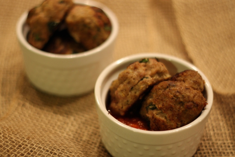 turkey ricotta meatballs   as GOLD as it gets blog