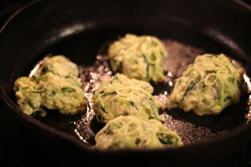 zucchini fritters | as GOLD as it gets blog