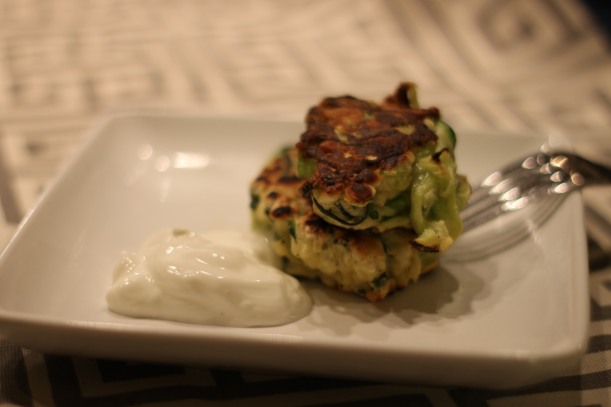 zucchini fritters   as GOLD as it gets blog