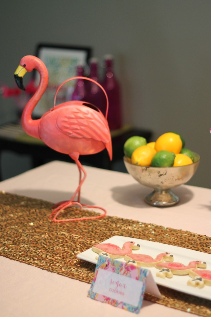 Lilly Pulitzer party | as GOLD as it gets blog