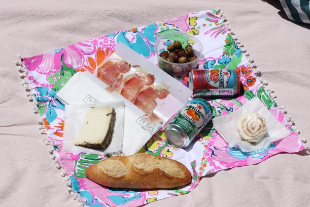 picnic essentials | as GOLD as it gets blog