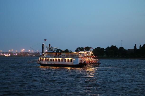 baltimore city lights harbor cruise