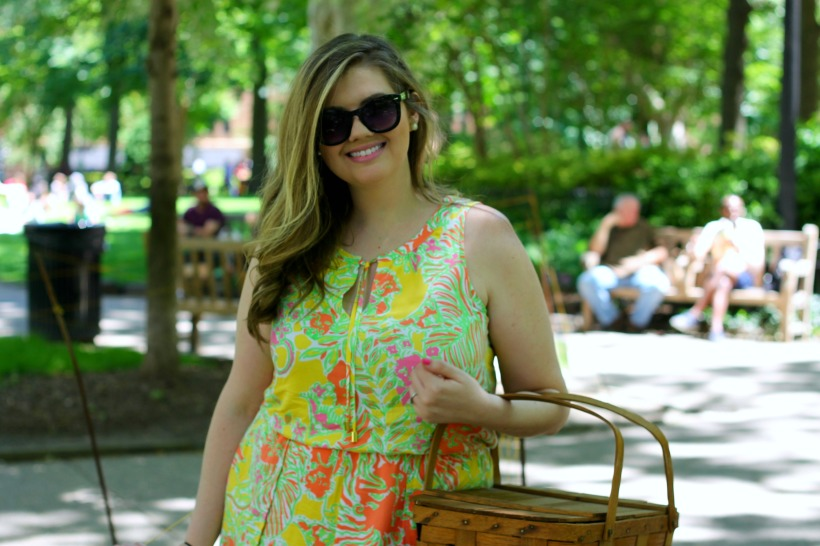 rittenhouse picnic | as GOLD as it gets