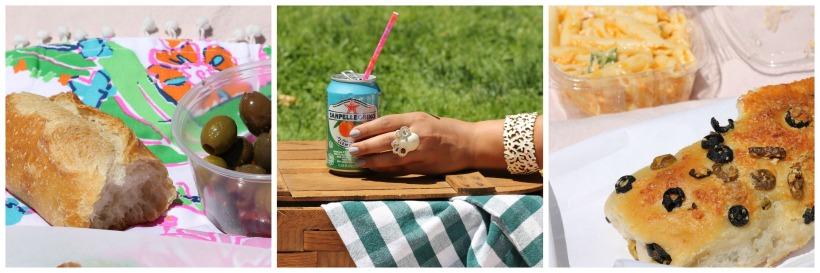 snacks for picnic