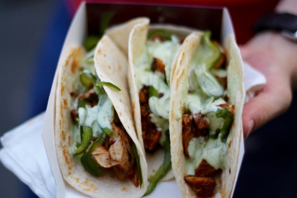 lambertville food fair / oink & moo food truck