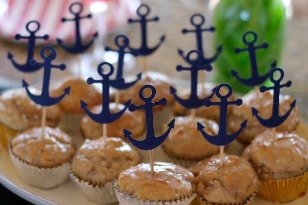 nautical party snacks