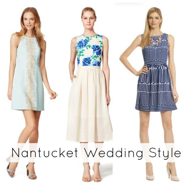 Nantucket Wedding Style