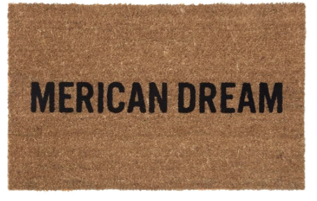 merican dream mat