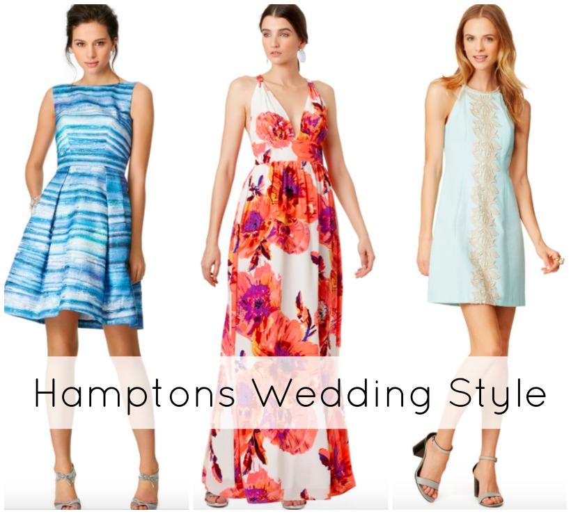 Hamptons Wedding Style