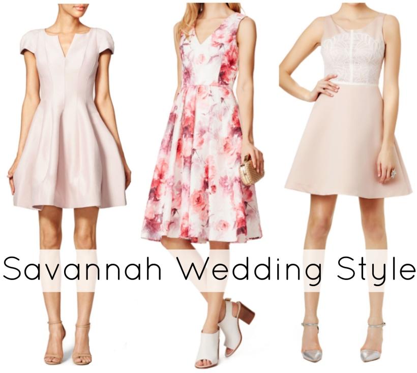 savannah wedding style