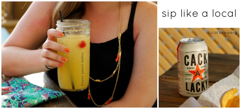sip like a local OBX