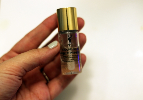 YSL touche eclate blur perfectors review