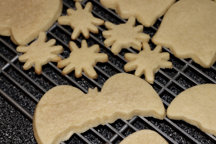 sugar cookies that hold their shape