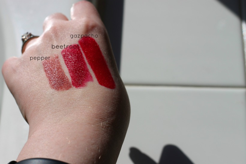 bite swatches