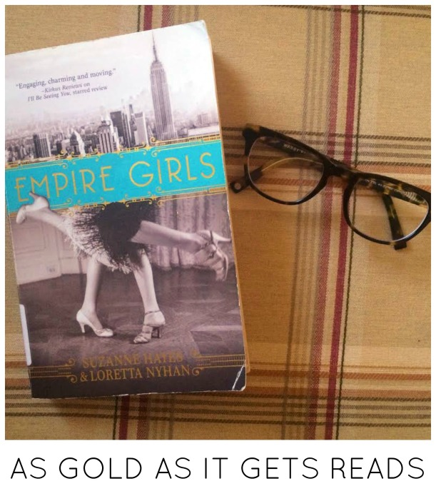 EMPIRE GIRLS book review
