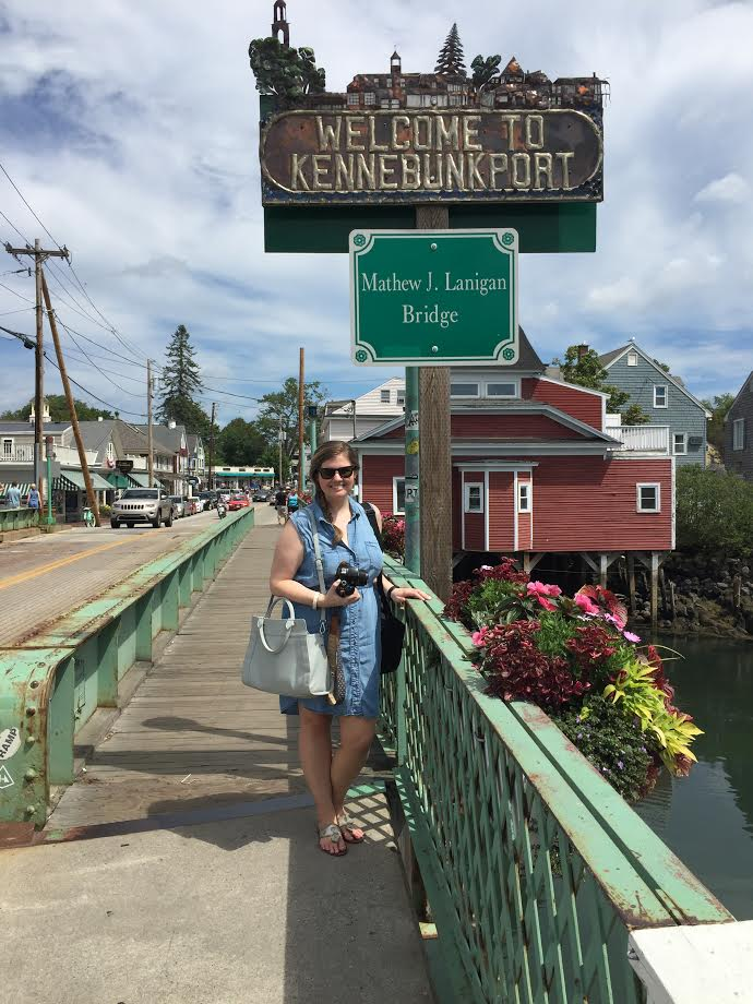 KENNEBUNKPORT SIGN